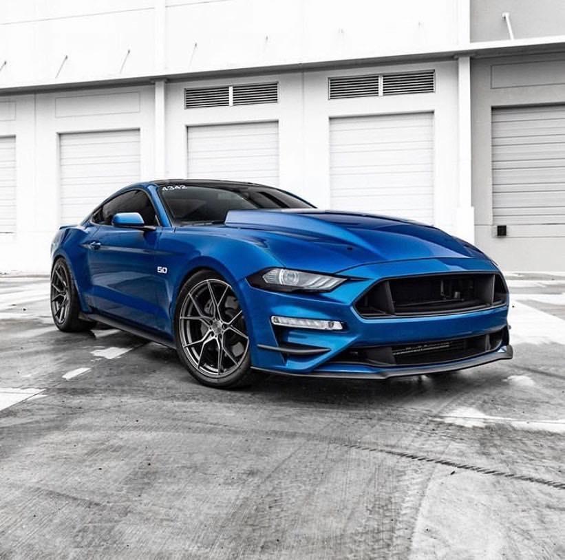 Mustang GT Stance SF07鋁圈