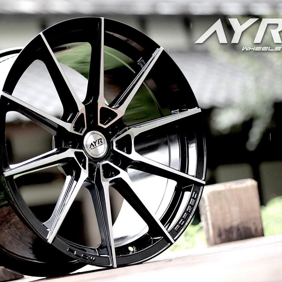 AYR01鋁圈
