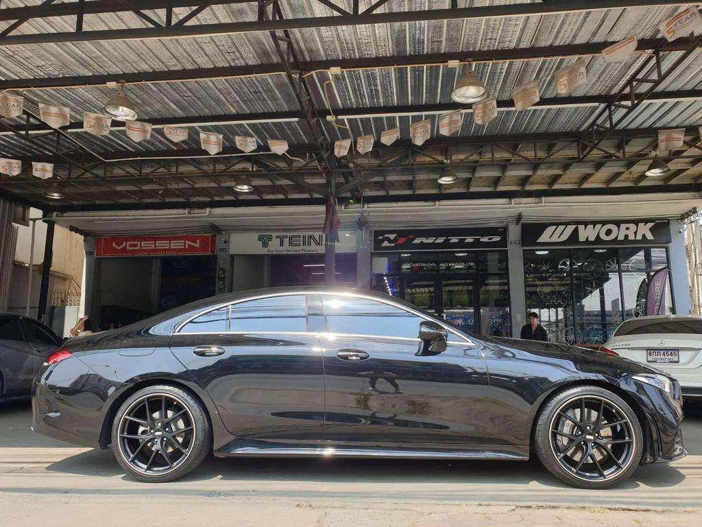 Mercedes-Benz CLS C238 BBS CI-R 20吋前後配