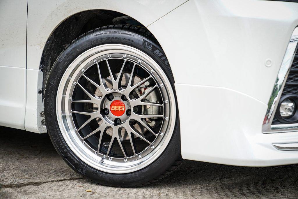 TOYOTA ALPHARD30 BBS LM Forged Multi-Piece wheels 20