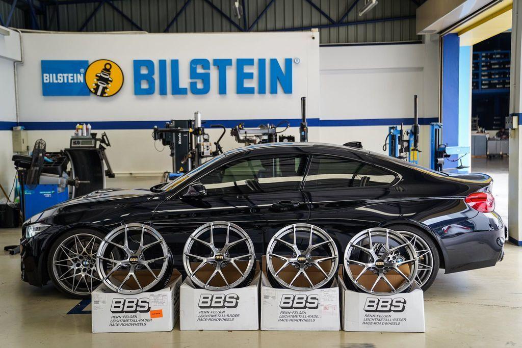 BMW M4 F82 BBS FI-R Motorsport 鍛造20吋鋁圈