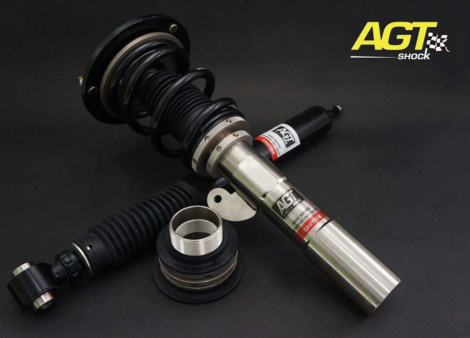 AGT倒插避震器