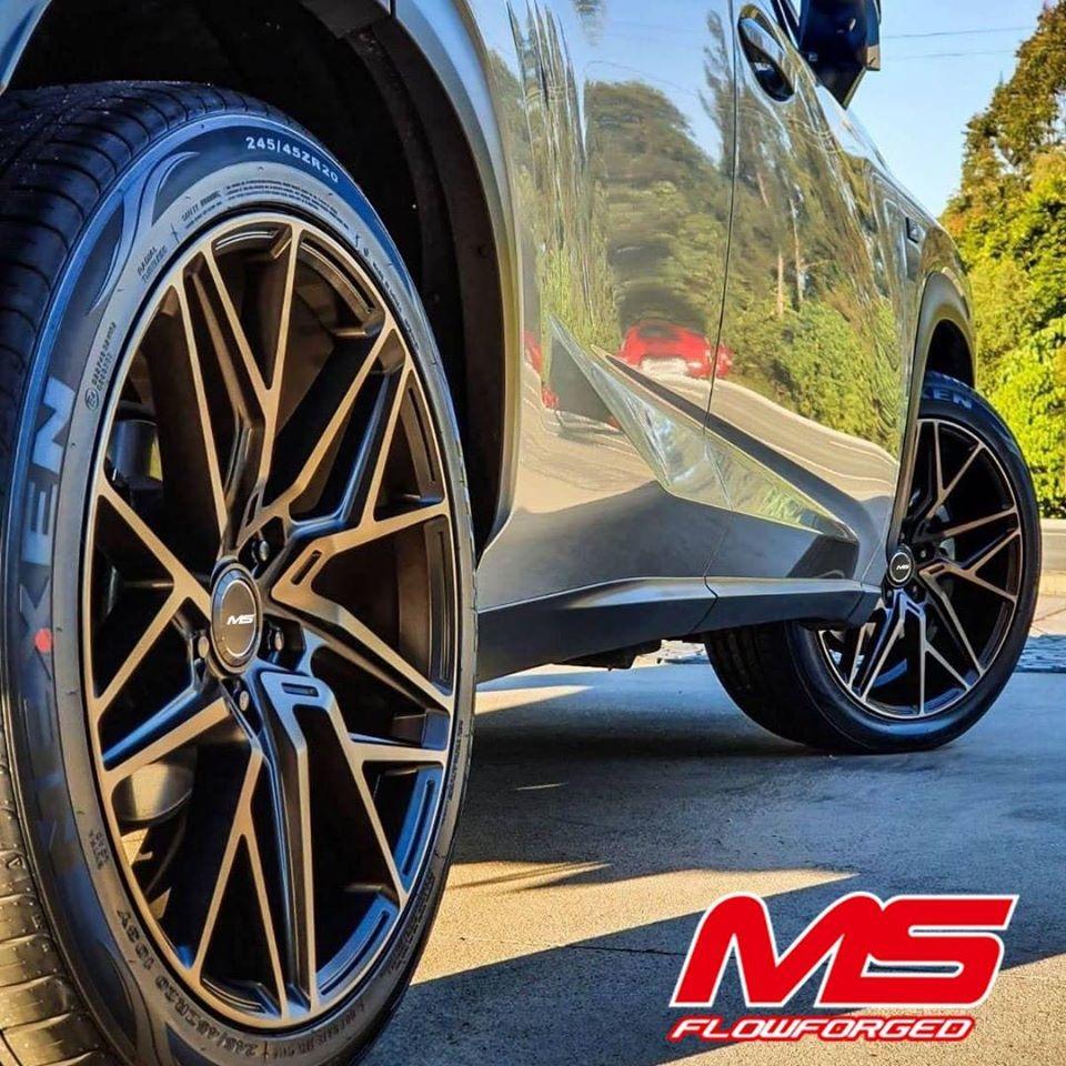 美國MS鋁圈MS01