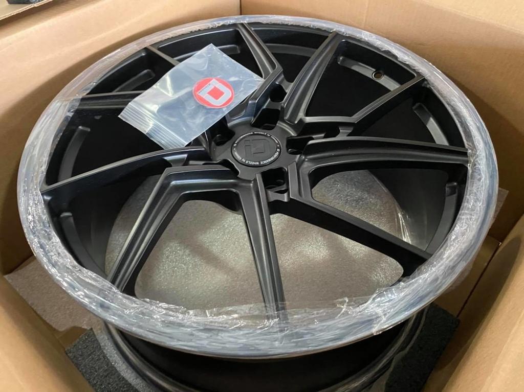 Klassen iD M56R 單片鍛造鋁圈開箱
