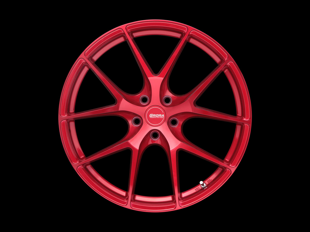 GRORA鋁圈型號GS15V