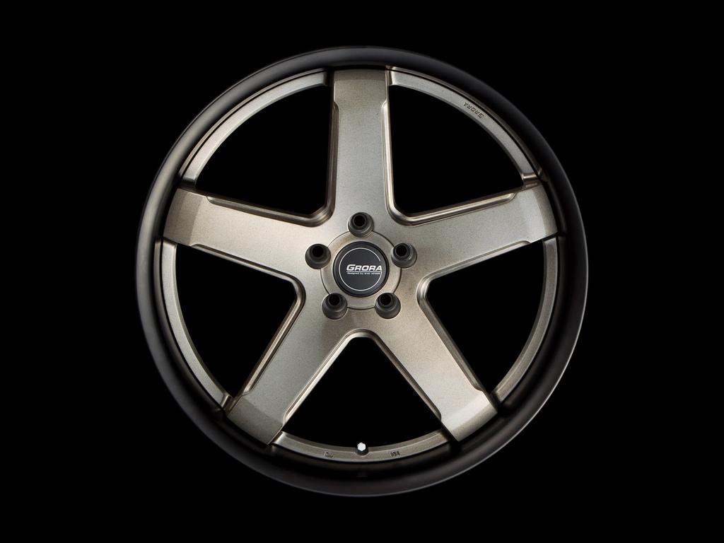 GRORA 鋁圈GS205 兩片式客製化鋁圈