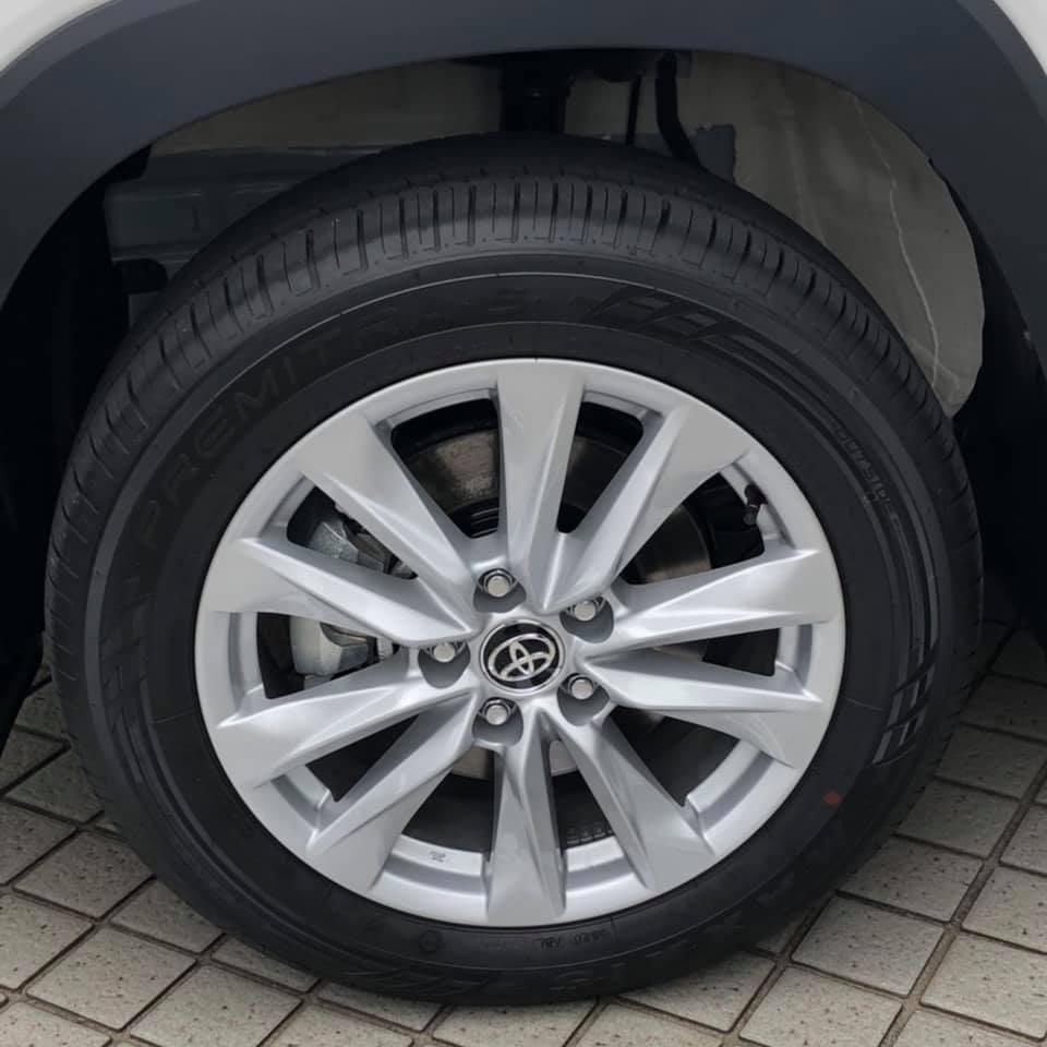 豐田Toyota Corolla Cross用MAXXIS瑪吉斯輪胎型號HP5 輪胎規格215-60R17