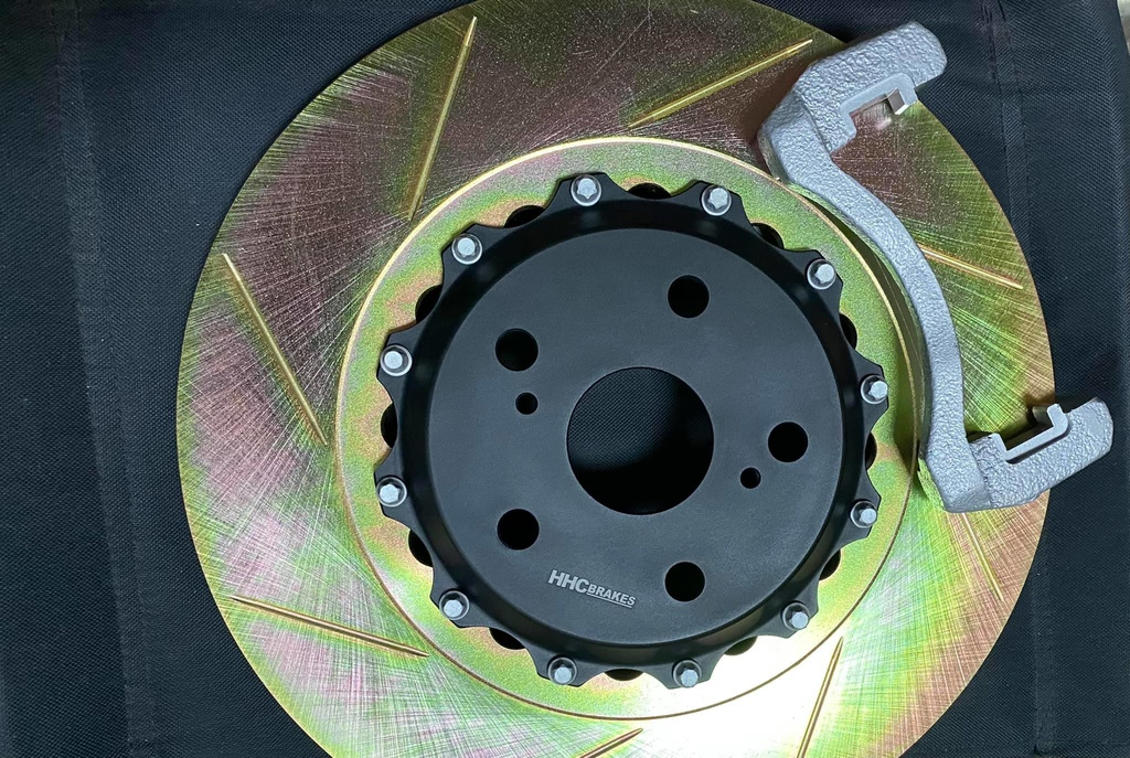 RAV4 MK5 HHC BRAKES   前350mm 後350mm   鋁合金兩片式加大碟套件
