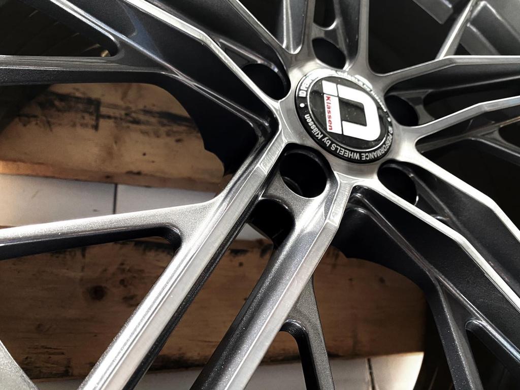 Klässen ID 2020新鋁圈樣式   F53R 18~20吋旋壓鋁圈