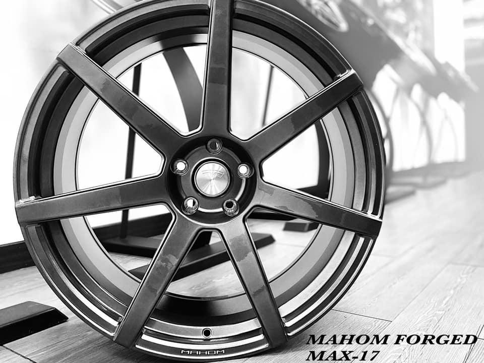 MAHOM MAX-17 22inch 特斯拉專用鋁圈規格