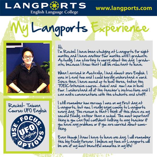 Langports 藍寶石英語學院