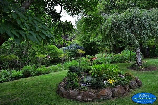 澳洲最大私人花園
