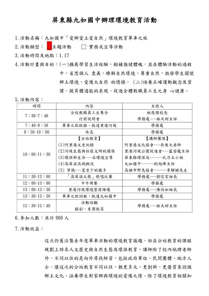 屏東縣九如國中辦理環境教育活動里港河堤-1.jpg