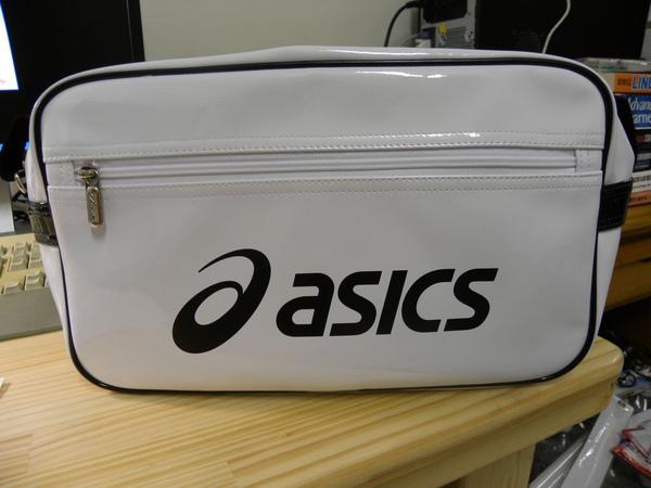Asics小背包