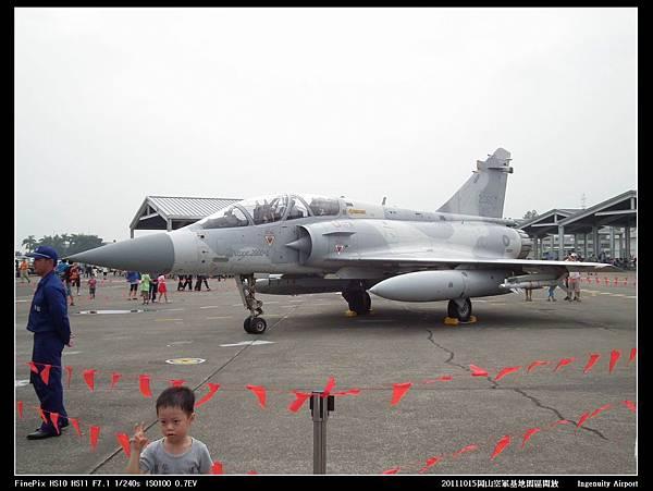 20111015岡山空軍基地-F16與幻象2000V02.JPG