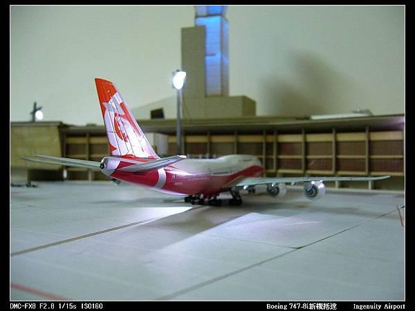 Boeing 747-8i新機抵達-23.JPG