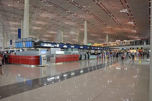 北京首都機場16