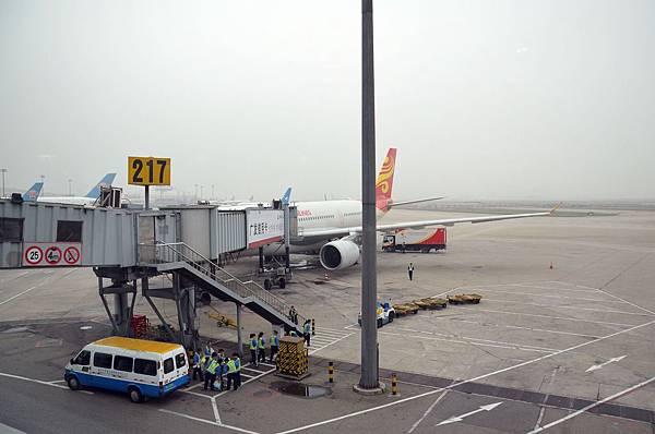 北京首都機場34