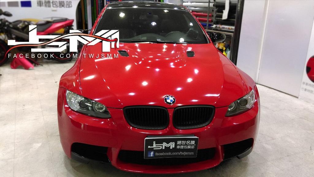M3 全車改色 法拉利紅2.jpg