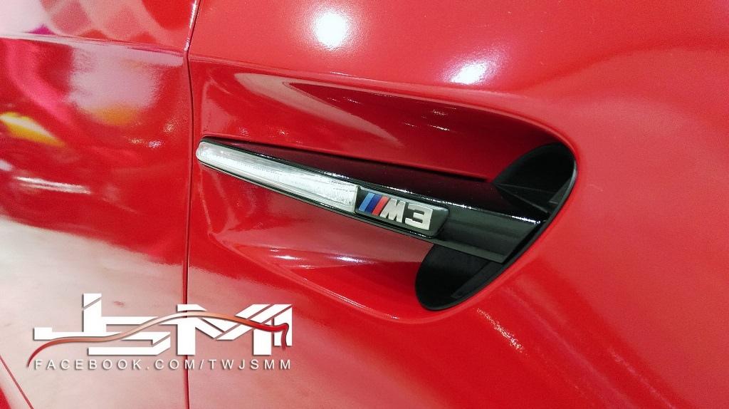 M3 全車改色 法拉利紅6.jpg