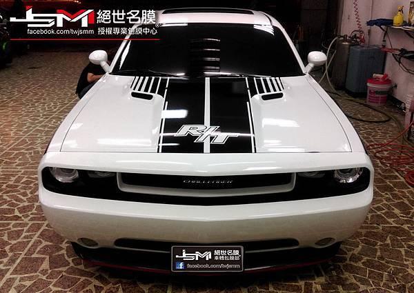 1040704-道奇Challenger SRT8 392 白全車彩繪+拉線 (1).jpg