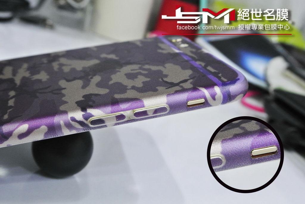1040617iPhone6 Plus(金) 改迷彩紫 (5).JPG