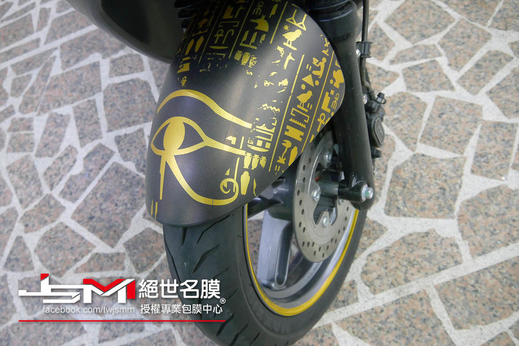 1060906-gogoro 電鍍金 埃及 (12).JPG