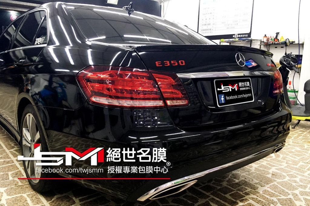 1061206-Benz E350-全車亮黑(白改黑)-IMG_8987.JPG
