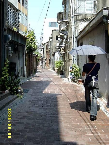 03鹿港的小巷