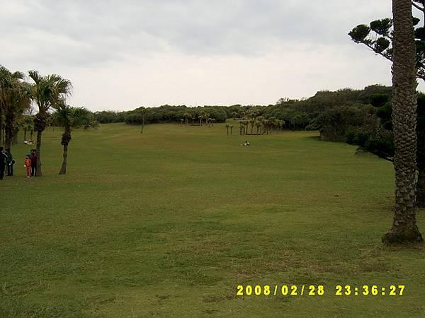 鵝鑾鼻的草原