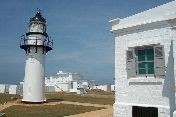 0522 sunny 漁翁島燈塔