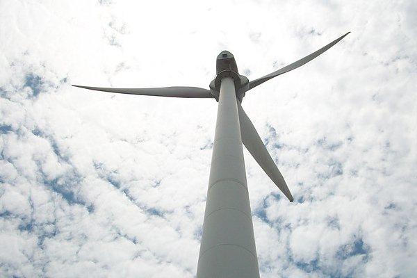 0522 sunny 中屯風車