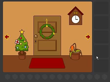 neutral-Christmas Escape