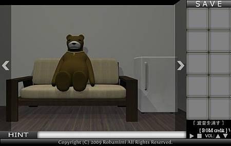 Robamimi-Bear
