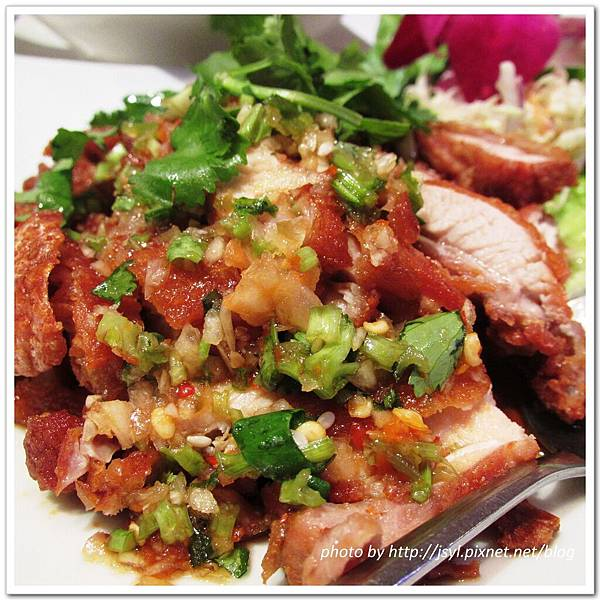 20120303 清邁城泰國料理1
