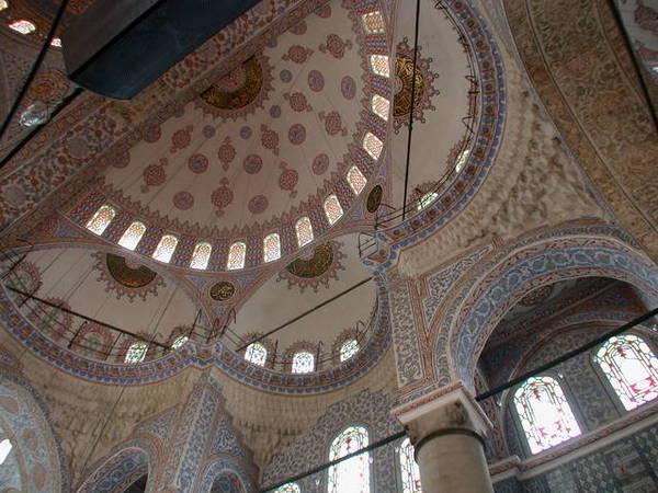 藍色清真寺裡面長這樣.jpg