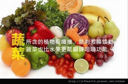 蔬菜 水果飯前吃還是飯後吃好