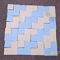 數學遊戲排地磚2