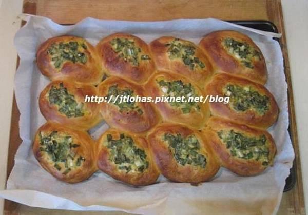 蔥花麵包-1