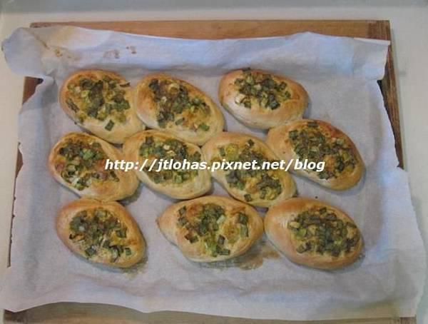 蔥花麵包-2