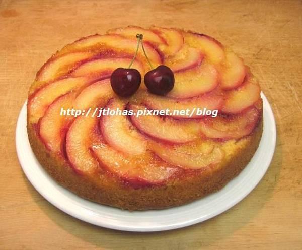 溫馨母親節水果糕點-2