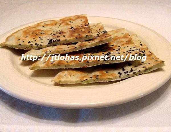 芝麻蔥燒餅與蔥花山藥餅-4