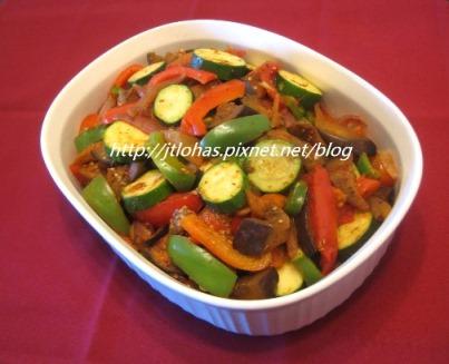 普羅旺斯燉蔬菜-2