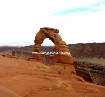 紅色奇域 - 美國猶他州拱門國家公園 Arches National Park-1.jpg