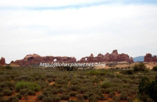 紅色奇域 - 美國猶他州拱門國家公園 Arches National Park-6.jpg