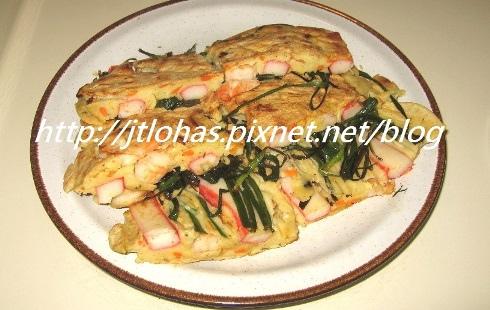 韭菜正鮮甜 - 韭菜海鮮煎餅與香酥韭菜盒子-1.jpg