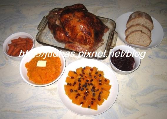 感恩節蜜汁脆皮烤火雞與香料奶油瓜blog-4.JPG