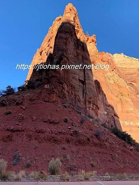 美國猶他州(2) - 錫安國家公園 Zion National Park-1.JPG