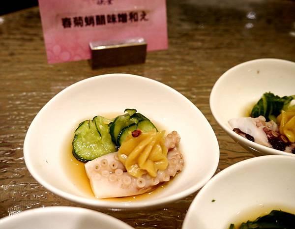 春菊蛸醋味噌和元-2014.3.1 (2)