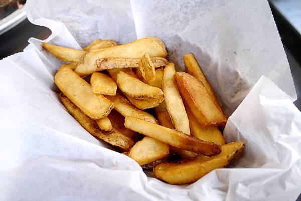 炸薯條-德州鮮切牛排-2015.1.3.JPG